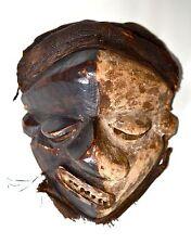 Pende Mask Deformation Wood Mask, Democratic Republic of the Congo