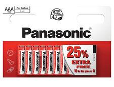 Panasonic S5823 Zinc Carbon Batteries - 10 Count