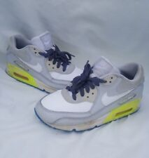 huge discount d2d55 1ab4d NIKE AIR MAX 90 Youths Boys Girls Size 4Y Leather Running Shoes