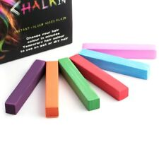 Fashion 6 Colors Soft Pastels Salon Kit Fast Temporary Short Hair Dye Chalk Wash