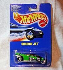 Vintage Hot Wheels 0477 Shadow Jet on Original Card