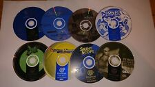 Collection of Dreamcast Games (Discs Only)