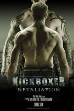KICKBOXER: RETALIATION - BLU RAY  BLUE-RAY