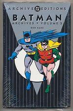 Batman Archives Volume 5 (2001) Bob Kane Hardcover DC Archive Editions