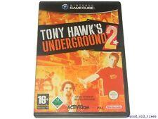 ## Tony Hawk´s Underground 2 (Deutsch) Nintendo GameCube / GC Spiel - TOP ##