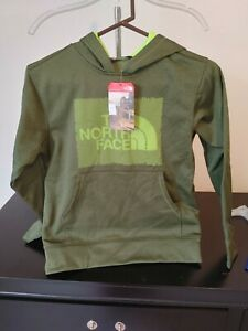 The North Face Boy's Surgent Pullover Hoodie Size M
