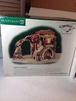Innkeepers Caravansary Dept 56 Little Town Bethlehem Village 59795 Christmas A