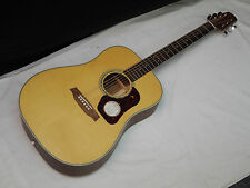 WALDEN D710 acoustic dreadnought GUITAR new - Solid Spruce Top