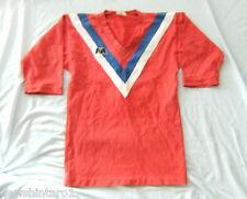 #CL8.  OLD UNKNOWN  RUGBY LEAGUE PLAYER'S  JERSEY
