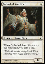 4x Consacratrice della Cattedrale - Cathedral Sanctifier MTG MAGIC AVR Ita