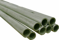 """2.875/"""" OD x .125/"""" x 48/"""" Long Aluminum Round Tubing Extruded 6061 T6"""