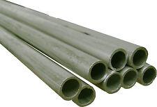 Aluminum Round Tubing 12 Od X 050 X 48 Long New