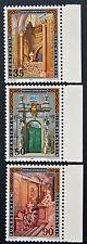 LIECHTENSTEIN - timbre/stamp Yvert et Tellier n°866 à 868 n** (cyn5)