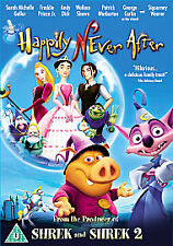 Happily N'ever After (DVD, 2007)