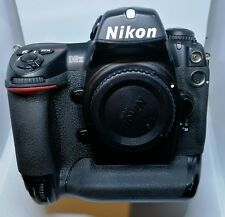 Nikon D2x body with Tow lenses + 50mm 1.8D + 18-140mm  1:3.5-56 'DX VR, more...