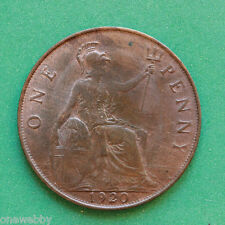 1920 George V Penny SNo41778