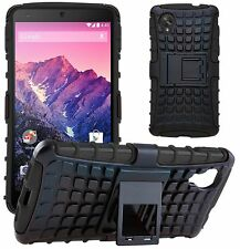 GizzmoHeaven Google Nexus 5 Shock Proof Phone Case Heavy Duty Hard Stylish With
