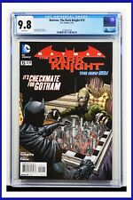 Batman The Dark Knight #15 CGC Graded 9.8 DC February 2013 Comic Book