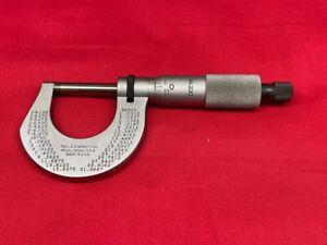 """Starrett 230XRL 0-1"""" Micrometer"""