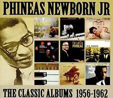 Phineas Newborn Jr - Classic Albums 1956 - 1962 (5cd) - CD - New