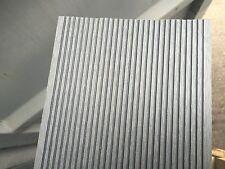 Wood Plastic Composite  Gravel Board Light Grey 150mmx25mmx2.2m