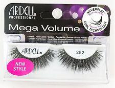 Ardell Professional Mega Volume Lashes: #252, Black