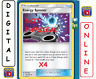 4x Energy Spinner 170/214 Unbroken Bonds Pokemon TCG Online Digital
