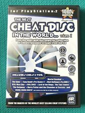 Best Cheats Vol. 2 - PS2- Playstation 2 Video Game