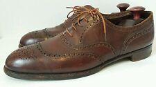 John Lobb Bespoke Shoes A6997 Approximate Size 15 - 16 Narrow / Average See Pics
