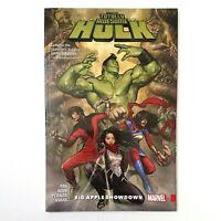 THE TOTALLY AWESOME HULK Volume 3: Big Apple Showdown (TPB,2017) Ms Marvel, Silk