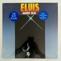Elvis Presley Vinyl LP Record Moody Blue 1977 - New Sealed - FREE SHIPPING
