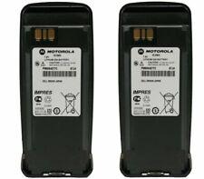 Motorola Original OEM Fresh PMNN4077C High Capacity 2200 mAh 2 Pack Battery