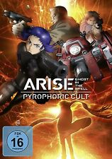 DVD * ARISE - GHOST IN THE SHELL - PYROPHORIC CULT # NEU OVP §*