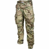 British Army Issue Surplus PCS MTP Multicam Military Combat Trousers Temperate