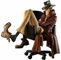 Banpresto Lupin the Third Inspector Zenigata Creator x Creator Figure 4.3 Inches