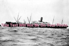 CO 693 - S.S Minnehaha Shipwreck, Scilly Isles, Cornwall - 6x4 Photo