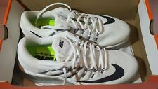 Nike Air Max 2016 Mens Size 8.5 Running Shoes Sneakers Summit White Black 806771
