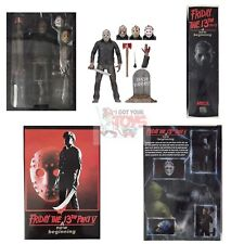 ULTIMATE JASON VOORHEES (Dream Sequence) NECA Friday The 13th PART 5 2018 FIGURE