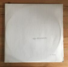 The Beatles ‎– The White Album LP  VG+/EX+ Numbered Apple Records  PCS 7067-8