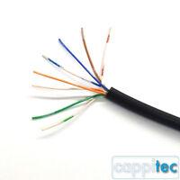 30MTR Blanco 2 par de cable de teléfono para uso interno Cable CW1308 BT