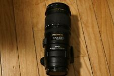 Sigma 70-200mm f2.8 for Sony/Minolta