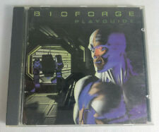 BIOFORGE Retro PC CD ROM Game