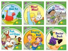 Songbird Phonics Level 2 J Donaldson Oxford Reading Tree 6 Book Set Collection