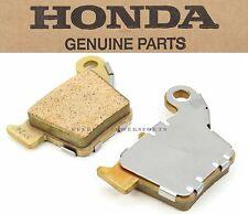 Honda Rear Brake Pad Pads 02~04 CR CRF CR125 CR250 CRF250 CRF450 R X 450 #M175