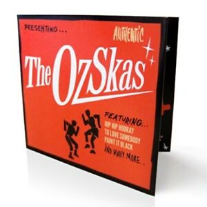 The OzSkas - self Titled CD (1st Release)