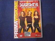 CHARLIE'S ANGELS PIU' CHE MAI- FILM IN DVD ORIGINALE - USATO IN BUONE CONDIZIONI