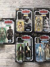 Star Wars Black Series Empire Strikes Back 40th Anniversary Wave 1 Set