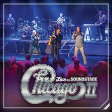 Chicago - Chicago Ii - Live On Soundstage [New CD] With DVD