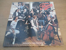 The Kids From Fame  Vinyl LP Album Gatefold UK82 Musical Soundtrack BBC REP 447