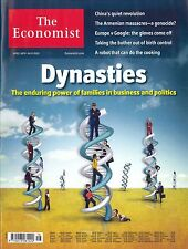 The Economist Magazin, Heft 16/2015: Dynasties ++ wie neu ++